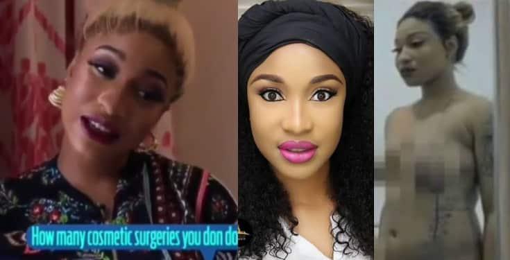 'I plan on having more plastic surgeries' – Tonto Dikeh