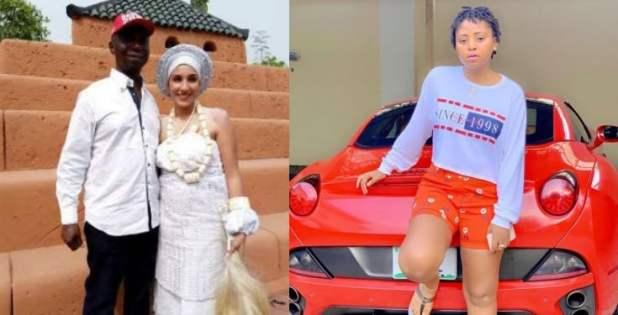 Billionaire Ned Nwoko's Moroccan wife blasts Regina Daniels