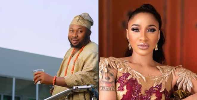 Olakunle Churchill Replies Tonto Dikeh