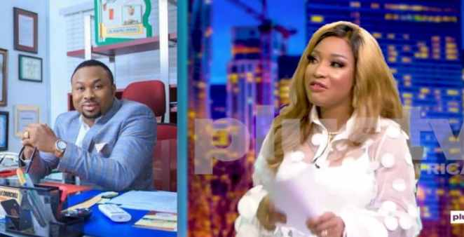 My pregnancy was never something I wanted to keep – Tonto Dikeh