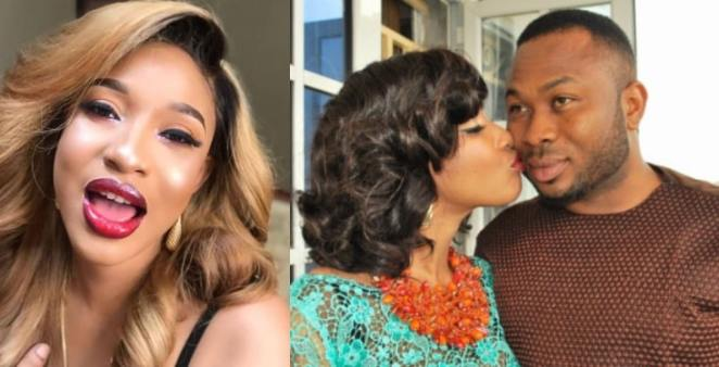 Tonto Dikeh reveals why she called her ex-husband a 40 seconds