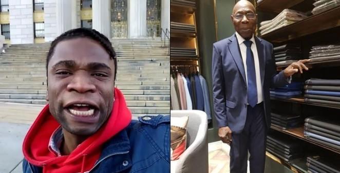 Obasanjo is an international thief – Speed Darlington