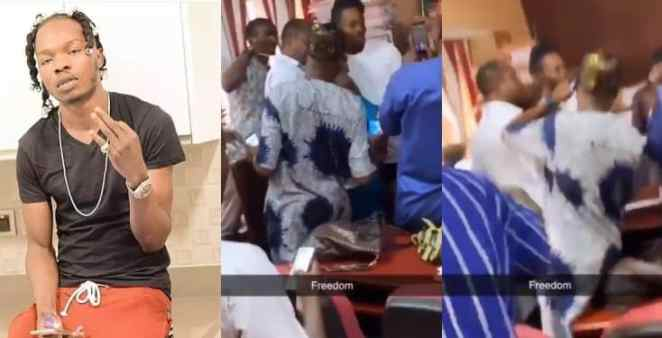 Naira Marley Finally Out From The Prison After 35 Days (Watch Video)