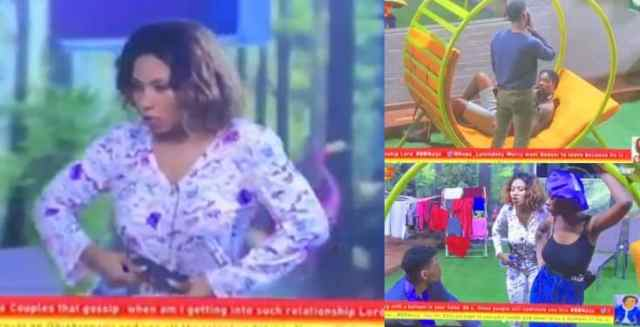 "BBNaija :""You didn't make it in America, you think you can in Nigeria""- Mercy Blasts Ike"
