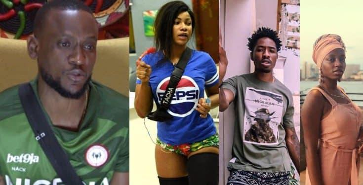 BBNaija: What I would have done to Tacha, Ike, Khafi – Omashola