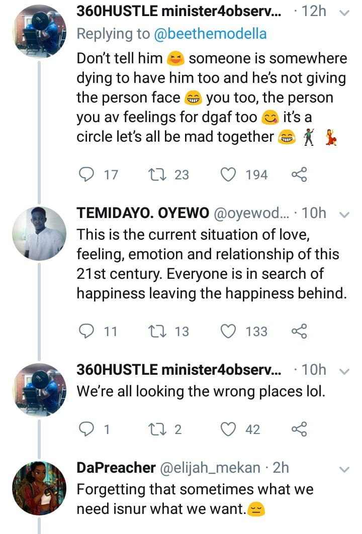 Lady narrates what a man did for her during her period