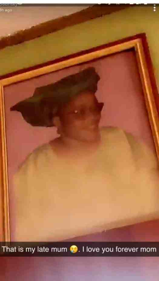 Meet Bobrisky's late father and mother (Video)