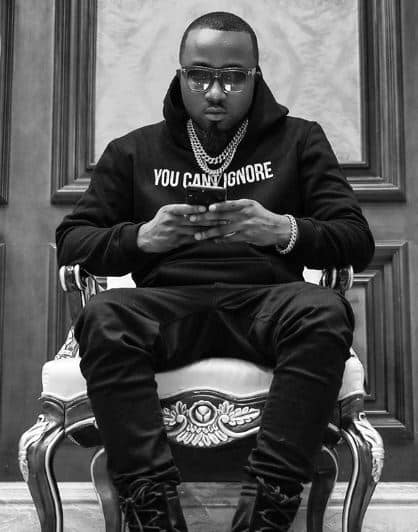 Ice Prince shares important tip to fathers who pay their children's school fees