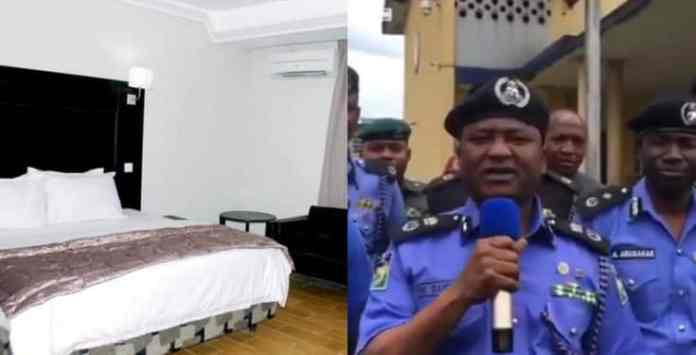 Port Harcourt serial killing suspect who tried to strangle his victim arrested (video)