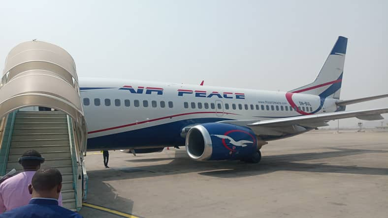 After Apology , South Africa denies Air Peace landing permit