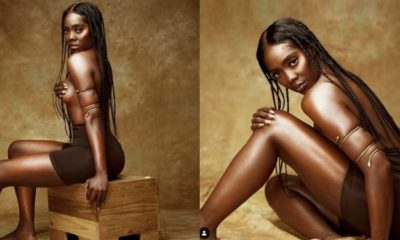 Tiwa Savage breaks Internet with seductive photos