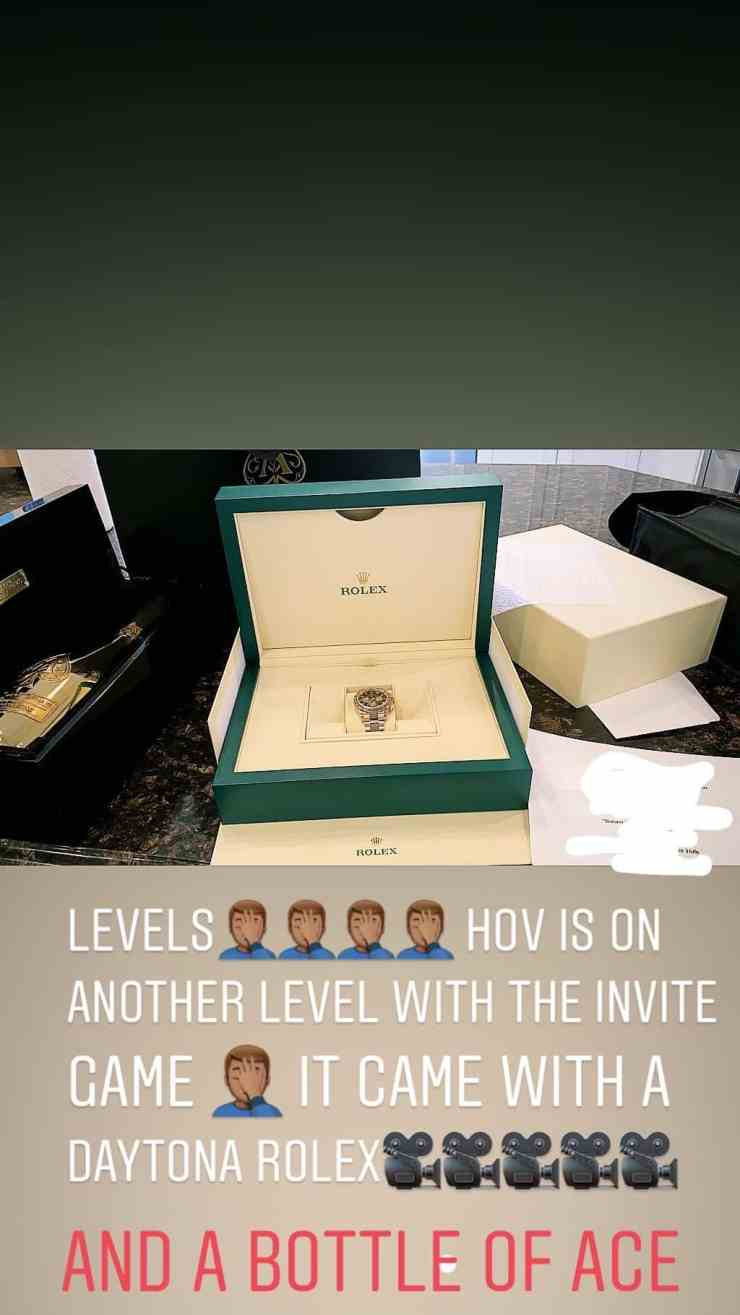 JAY-Z sends Meek Mill, Swizz Beatz & others $40K Rolex watches as VIP pass to his show 3