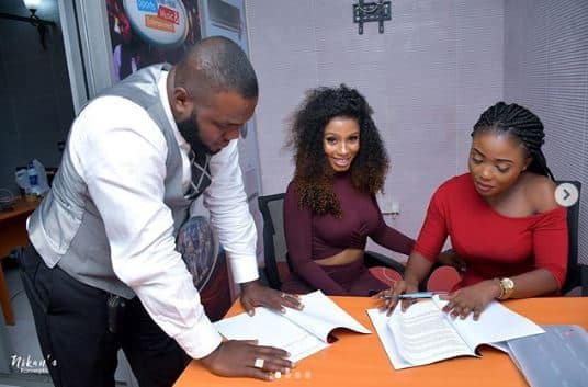 BBNaija winner Mercy bags another endorsement deal with Mapia Tea 1 - Video: Mercy bags another endorsement deal with Mapia Tea