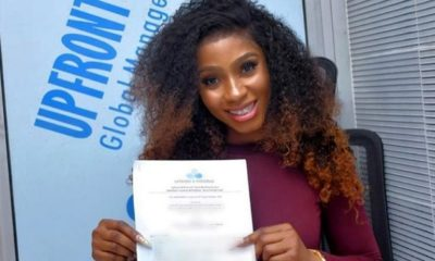 Mercy grabs another endorsement deal with One Africa Global