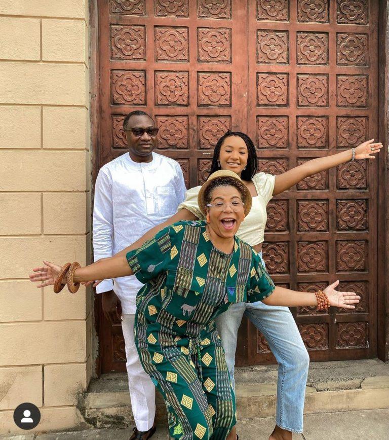 Nana Otedola Biography, Age, Net Worth, Daughter, Son, Femi Otedola, Husband
