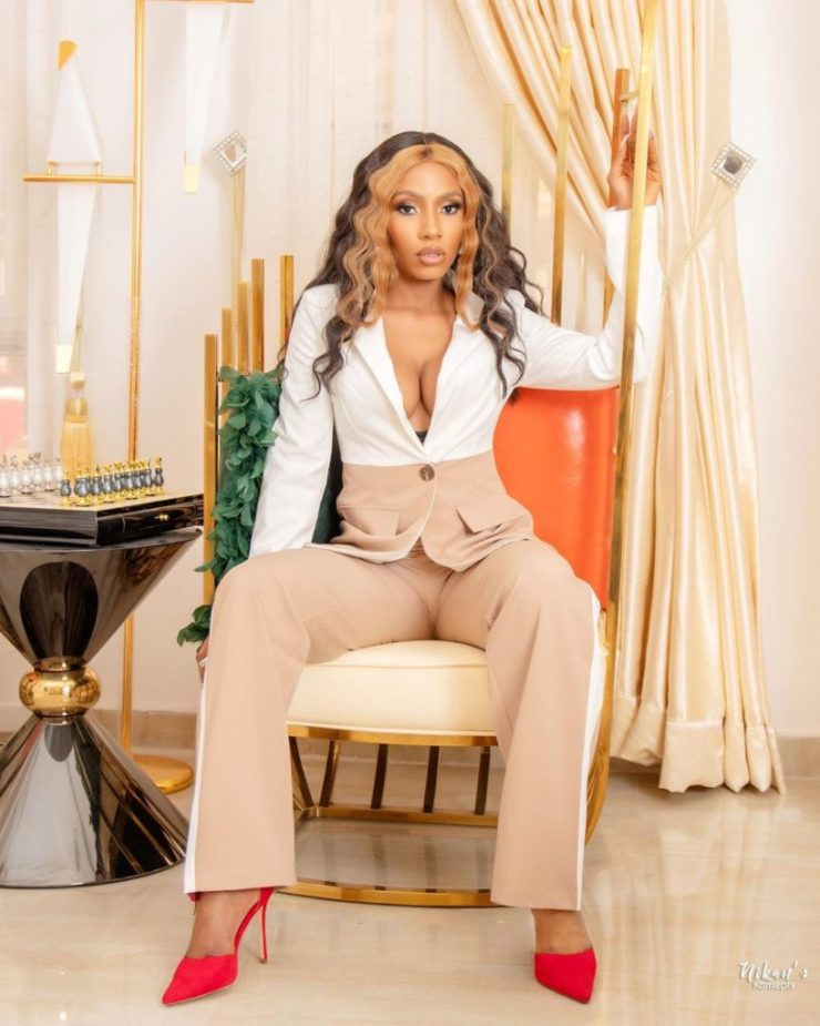 All my haters are in Brekete Kingdom in Nigeria– Mercy Eke shades Tacha & her fans (video) 1
