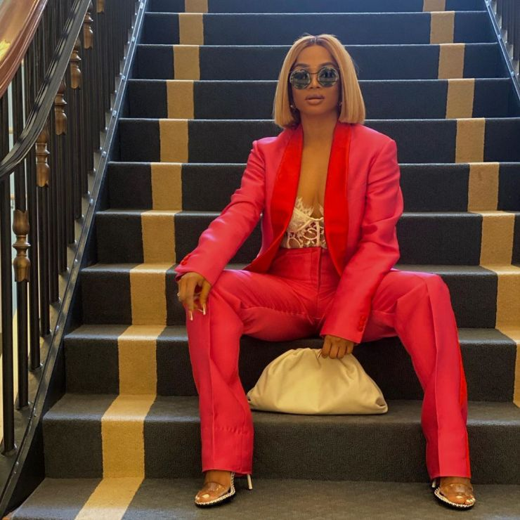 Toke Makinwa: 'I'm a slay queen, everything about me is business' 1