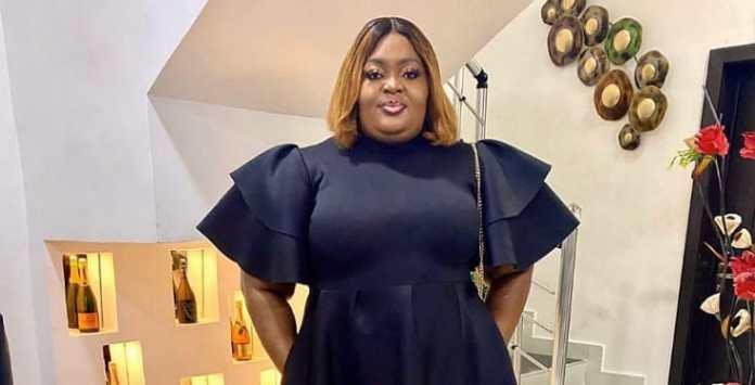 Eniola Badmus cries out as she gets ₦1 million credit alert
