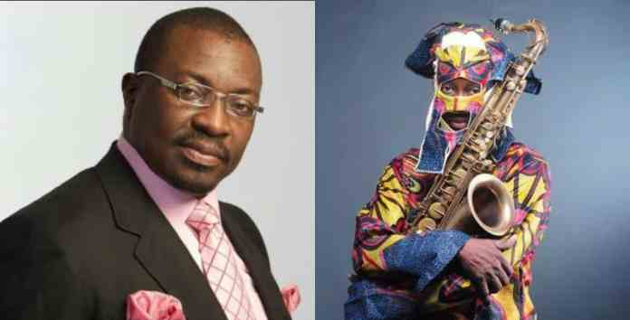 Comedian Alibaba reveals Lagbaja's role in growing standup comedy in Nigeria