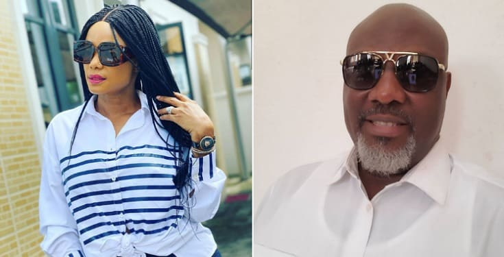 Senator Dino Melaye allegedly set to wed Actress Iyabo Ojo (Details)