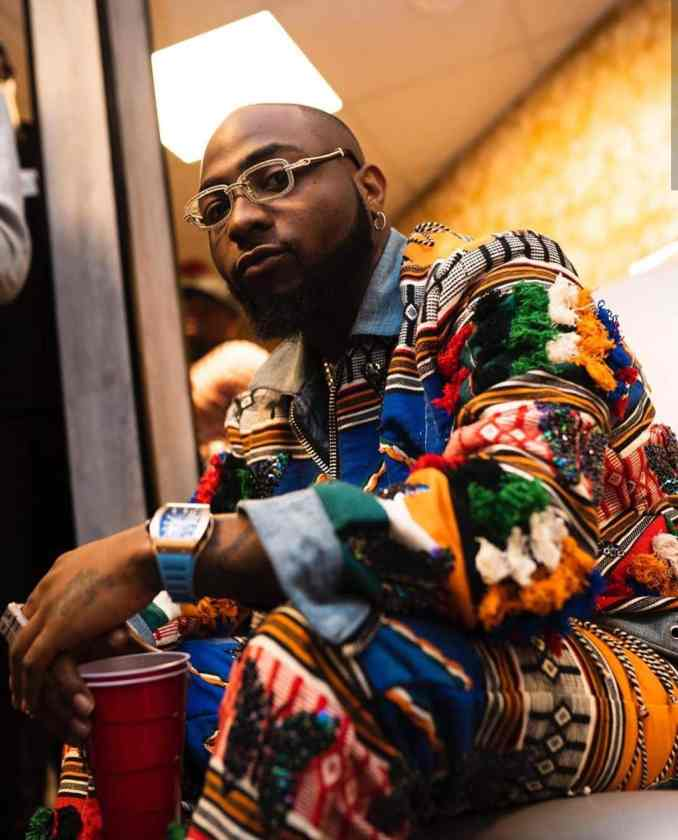 I can't remember the lady that deflowered me - Davido