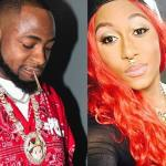 Davido Set To Sign Cynthia Morgan To His Record Label