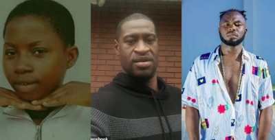 Nigerians attack Slimcase over comments on George Floyd and Tina
