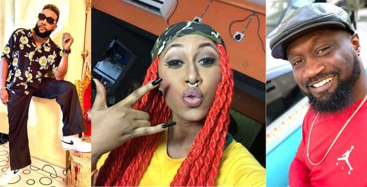 Read What Kcee said about Jude Okoye and Cynthia Morgan saga