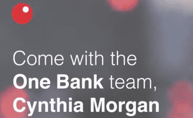 Sterling Bank declares intention to endorse Cynthia Morgan