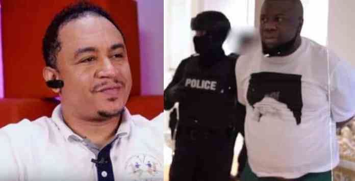 'Hushpuppi told me he is an influencer' - Daddy Freeze fires back at critics again (video)