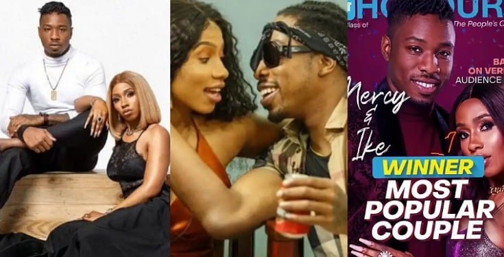 Net Honours 2020: Mercy And Ike Emerge As Most Popular Couple