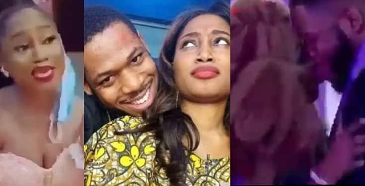 BBNaija Reunion: I didn't kiss Frodd he kissed me – says Esther