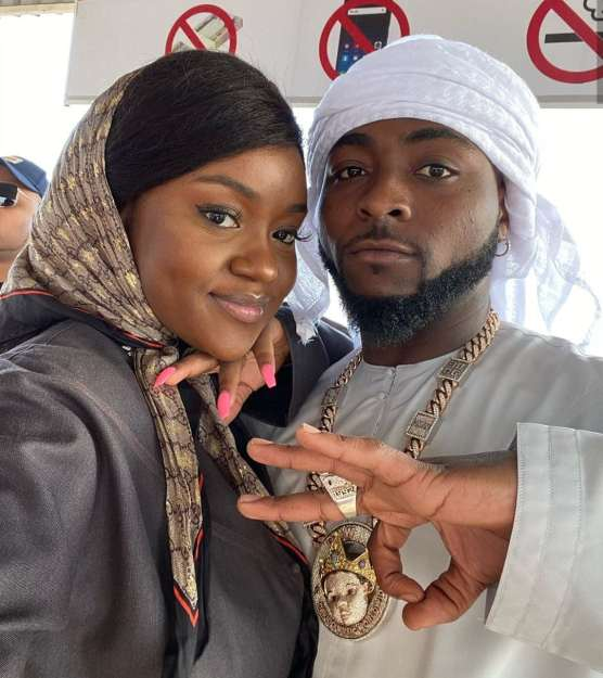 Davido And Fiancee Chioma Allegedly End Their Relationship As They Go Separate Ways