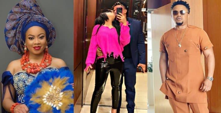 BBNaija's Nina slams troll who called her husband a 'spiritual husband'