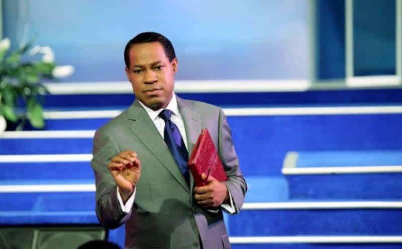Pastor Chris Oyakhilome US protests