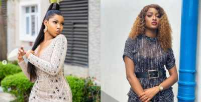 """Tacha trolls Kim Oprah for saying Biggie didn't like her – """"Your accent kept stressing him out!!!"""""""