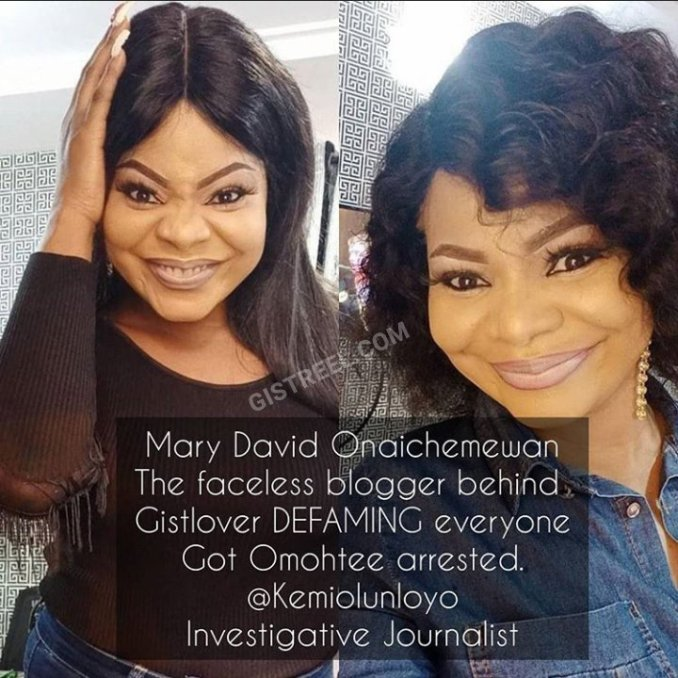 Face behind GistLover Blog unveiled