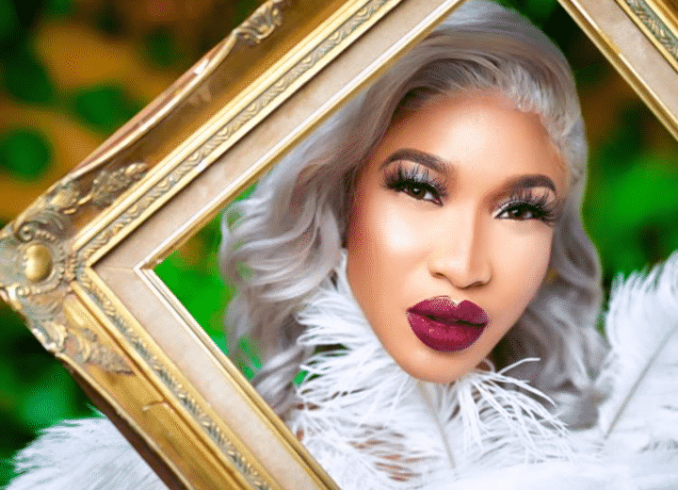 Tonto Dikeh's birthday photos