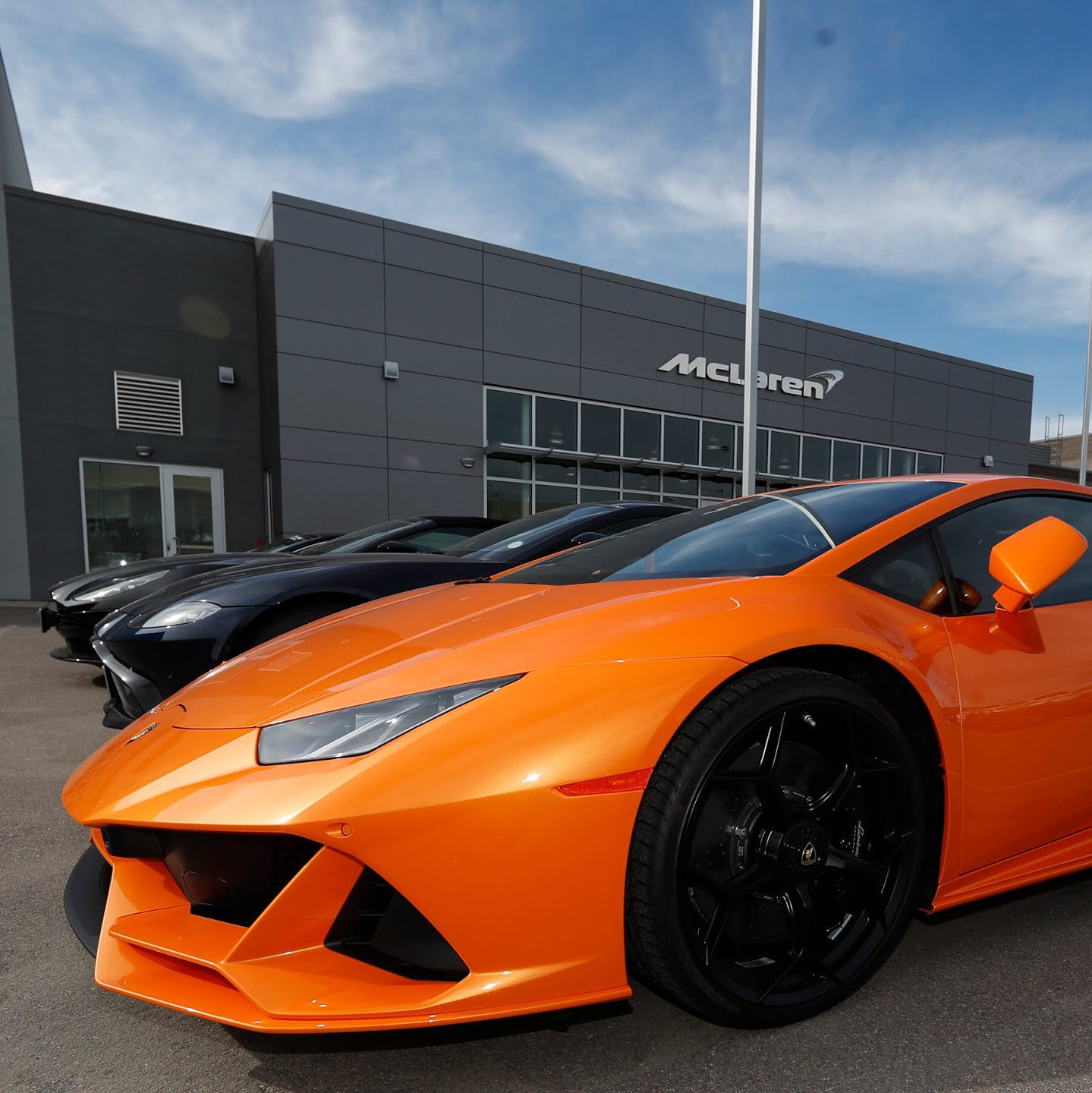 Man arrested for using Covid-19 loans to buy Lamborghini