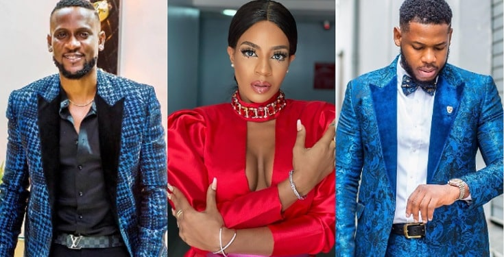Omashola reveals what he told Frodd about Venita in the Toilet