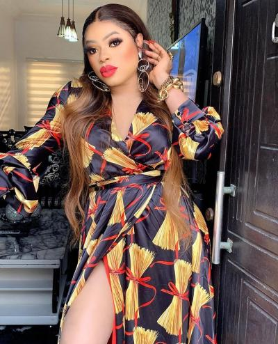 BBNaija TV Show is too small for me –  Bobrisky boasts