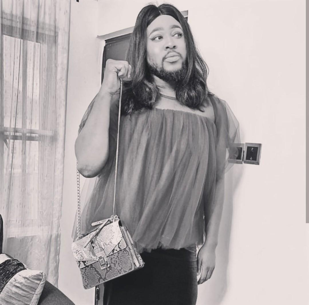 #WomenSupportingWomen: Donjazzy, others, disguise themselves as women as they join the challenge (Photos) 6