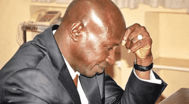 Presidency suspends Ibrahim Magu as acting EFCC boss