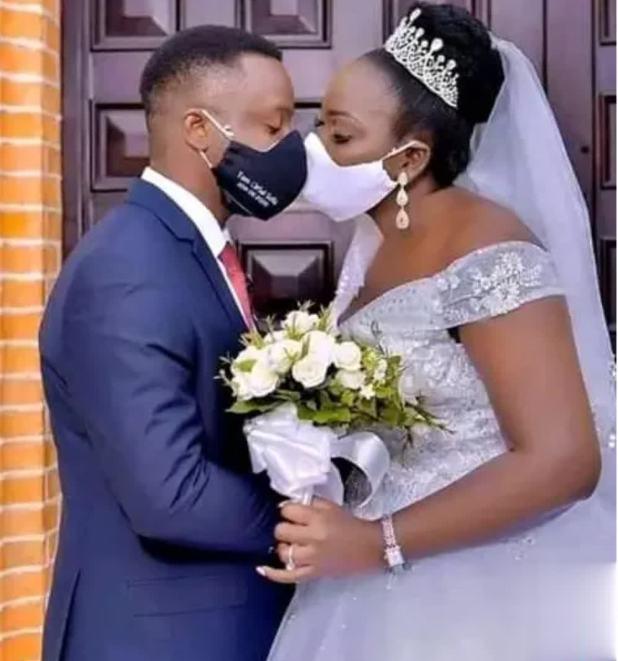 com.bongasoft.addremovewatermark IMG 20200716 141630 484 - Nigerians slam couple for kissing with face masks on (Picture)