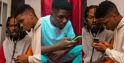"Naira Marley Signs New Artiste ""Emo Grae"" To His Record Label"