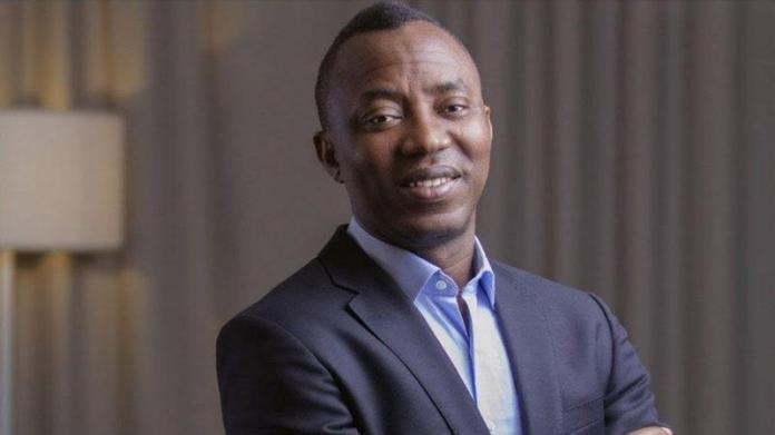 RevolutionNow: Join The Protest - Sowore Challenges Burna Boy - Rudebees  Media