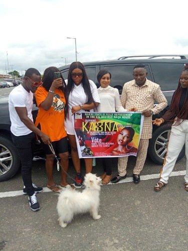 Ka3na homecoming party