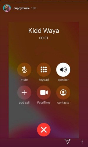 DJ Cuppy welcomes Kiddwaya back