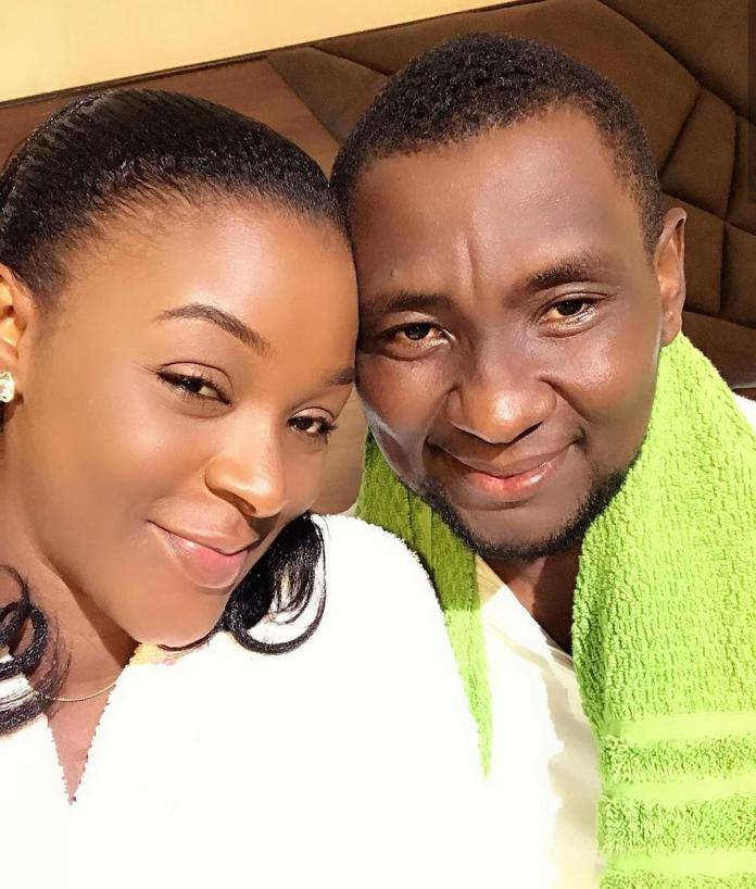 Chacha Eke allegedly going insane over marriage crisis, rushed to the hospital