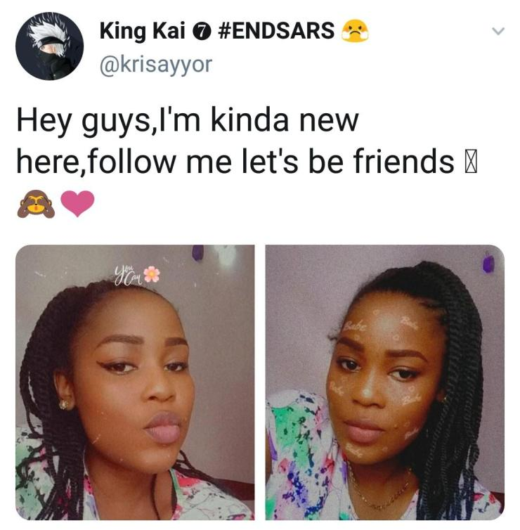 Man shoots his shot at lady on Twitter with hilarious voice note